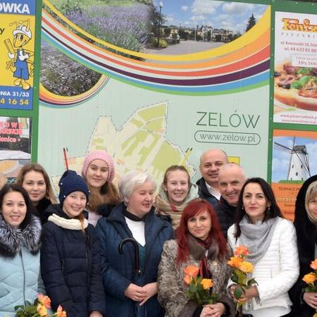 Wyświetl galerię Wizyta ukraińskich partnerów i wspólne kolędowanie