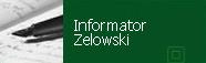 Przejdź do: Informator Zelowski